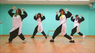 竹取オーバーナイトセンセーション 踊ってみた【ちーむぽっちゃり】