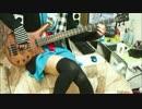 【響け!ユーフォニアム ED】トゥッティ! を弾いてみた【ベース】