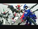 第94位:【ガンプラ】ガンダムフレームでバリグナー遊撃隊を作ってみた thumbnail
