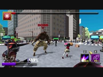Unity3D】3Dアクションゲームを...