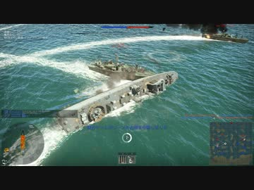【WarThunder海軍】沿岸警備隊 HM Coastguard by kame0995 - ニコニコ動画