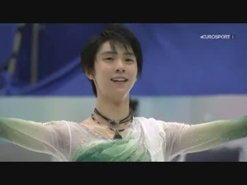 羽生結弦 NHKピョンチャンオリンピック CM スチル画像2