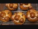 【思い出料理祭】母の手作りパン(アンパンマン)