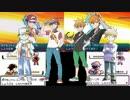 【ポケモンSM】戦闘!レッド・グリーンけんがく【カービィ64】