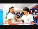 喧嘩の仕方を教える動画