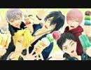 【MMD刀剣乱舞】 トーハク組+@で有頂天ビバーチェ 【オモテ】