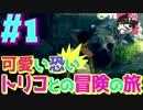 #1【人喰いの大鷲トリコ】可愛い恐いトリコとの冒険の旅【女性実況】