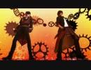 【MMD刀剣乱舞】ブリキノダンス【燭・大】