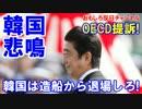 【日本政府が韓国に制裁発動】 韓国経済が悲鳴!正論に反論できず終了!