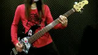 【BanG Dream!/バンドリ!】STAR BEAT! 〜ホシノコドウ〜を弾いてみた【ベース】