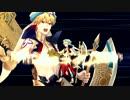 [Fate/Grand Order]キャスギル 宝具+エクストラアタック