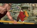 【APヘタリアMMD】ヒャッハーが香くんに棍を突きつける thumbnail