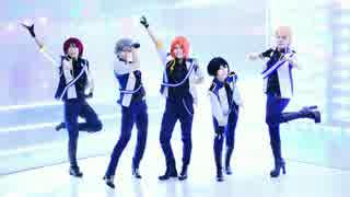 【あんスタ】Knightsで美脚戦隊踊ってみた【コスプレ】