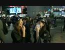 【渋谷ハロウィンの美女コスプレイヤーに処女いない説】を実証してみた