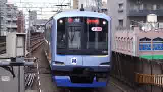 武蔵小杉駅(東急東横線・目黒線)を発着する列車を撮ってみた