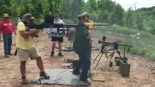 20mm対戦車ライフル 立射(人間バイポッド付き)