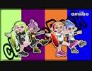 第84位:【MMDスプラトゥーン】アミーボなイカでcLick cRack thumbnail
