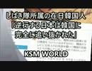 しばき隊の在日韓国人「逆行する日本は韓国に完全に追い抜かれた」