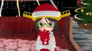 【MMD艦これ】サンタのちび金剛姉妹『Winter Alice』