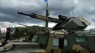 【おそロシア】 4輪装甲車ティーグルに30mm機関砲を搭載