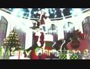 【テニプリMMD】クリスマスを満喫する黄金ペア2016