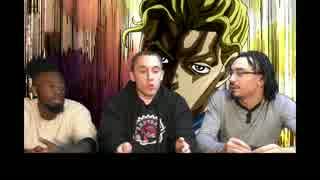 ジョジョの奇妙な冒険DU 第39話 外国人の反応(レビュー)