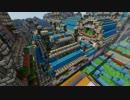 【Minecraft】気の向くままに世界を描く part25-2【ゆっくり】