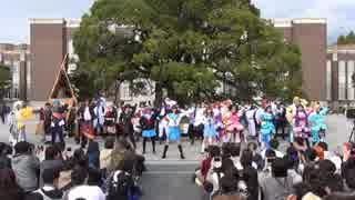 【京大学祭】ニコテラの奇妙な冒険~メインステージで踊らない~【2016】4/4