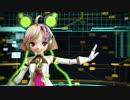 【MMD】密機ひびきちゃんでARROW