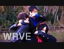【ニキ・ぺる・なかじん】WAVE 踊ってみた