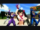 【MMD】アリスとジョジョメンバー達で『Classic 《FULL》』