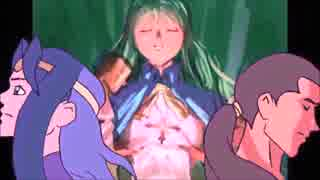 ゼノギアスEP4 手描きアニメ
