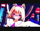 【東方MMD】博麗霊夢・改変【狐巫女アリスで(ピンクキャット)