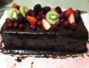 【みっこ】バレンタイン用チョコケーキ作ってみた