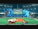 【スマブラWiiU】闇球カービィのヒャッハー乱闘4 VSカムイ1