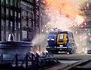 電磁戦隊メガレンジャー 第6話「やったね! 爆走デジタンク」