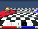 [Unity] AI構築して対戦させるゲームを作って遊んでみた。#1月14日