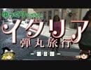 【ゆっくり】イタリア弾丸旅行記 第8話 超展望
