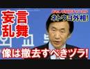 【韓国外相が妄言乱舞】 像は撤去すべきヅラ!外相がネトウヨ化ヅラ!
