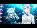 スクールガールストライカーズ Animation Channel 第2話「特訓!そして初めての勝利」