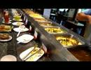 タイのパタヤのホテルの朝ビュッフェ食べ放題!360円!