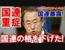 【 国連専門記者が暴露】国連の格を下げ、信頼を落とし、国連は死んだ!