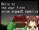 Hello to the your first voice drama☆.camellia