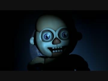 迫真Five Nights at Freddy's Sister Location部・夜のピザ店バイトの裏技01