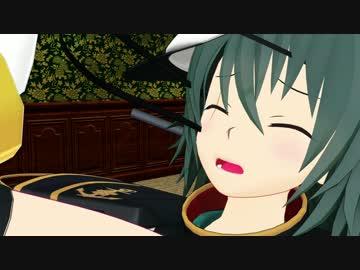 【MMD艦これ】 木曾の眼帯の秘密 by neko ゲーム/動画 - ニコニコ動画
