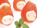 【可愛すぎてキュンキュン!】旬のフルーツでいちごヒヨコ作り
