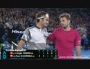 全豪2017 準決勝 テニス大好きおじさん VS バブ