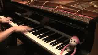 【ピアノ】 「お願い!シンデレラ」 を弾いてみた 【アイマス】