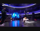 ISSEI (日本) vs BRUCE ALMIGHTY (ポルトガル)  @UNDISPUTED WORLD BBOY MASTERS 2016