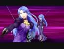 [Fate/Grand Order](旧モーション)メディア 宝具+エクストラアタック